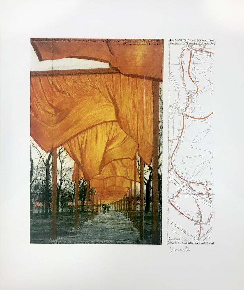 Christo-The-Gates IV