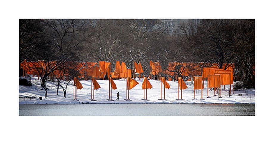 Christo | The Gates, Circular (handsigniert)