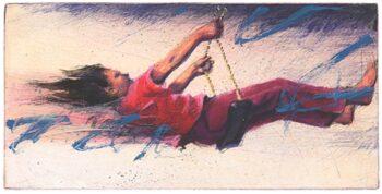 Peter Wever | Kleine Schaukel (rot)
