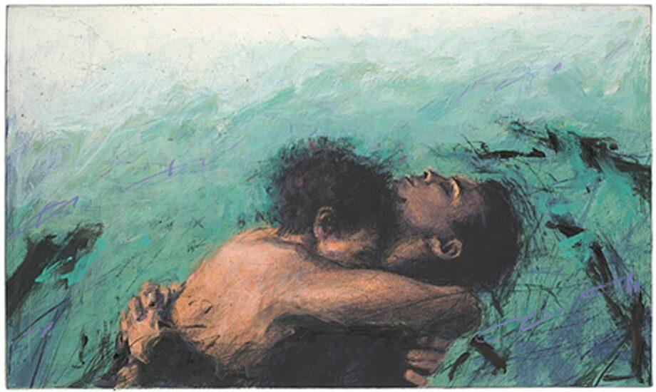 Peter Wever | Kopf im Nacken
