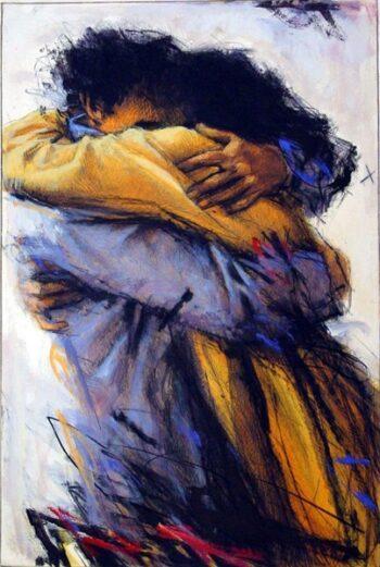 Peter Wever | Umarmung (Hug II)