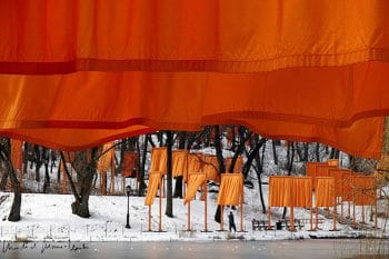 Christo | The Gates 52, (handsigniert)
