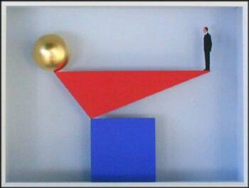 Volker Kühn | Kleiner Balanceakt