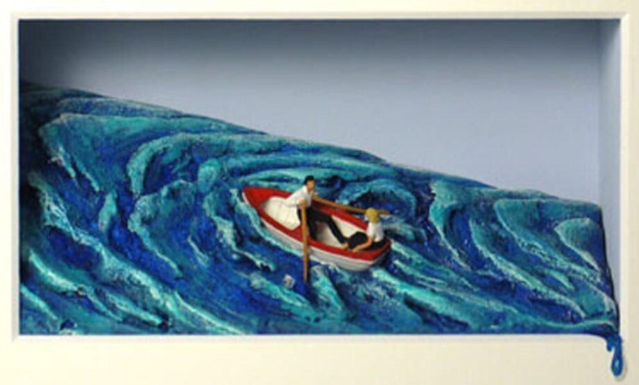 Volker Kühn | Zwei in einem Boot