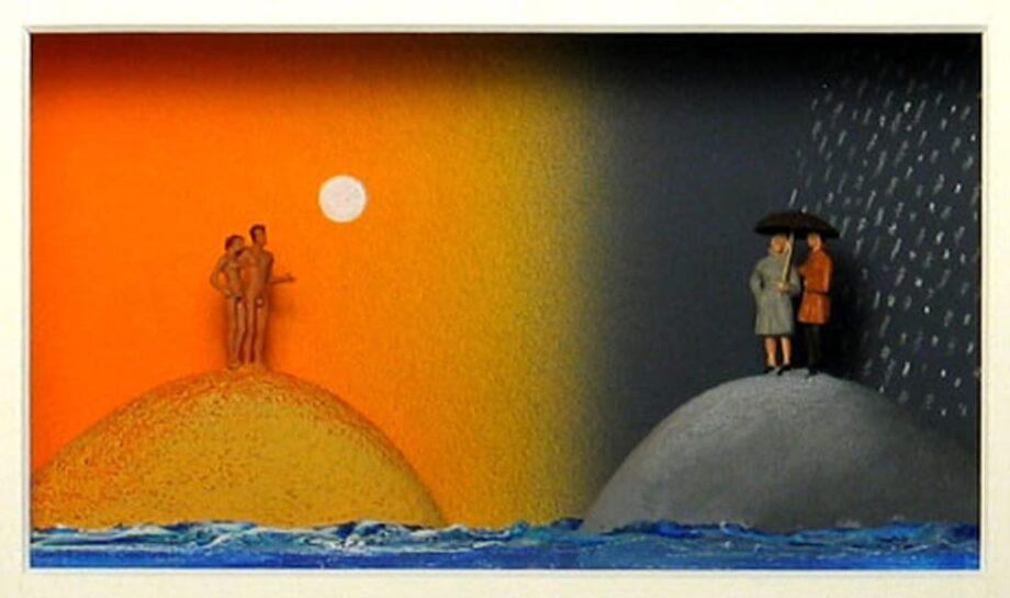 Volker Kühn | Auf Regen folgt Sonne