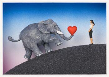 Volker Kühn | Ich bin ein Elefant, Madame