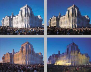 Christo | Reichstag, Portfolio I, complete (handsigniert)