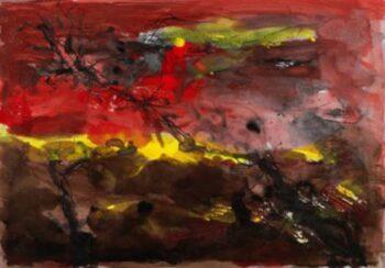 Armin Mueller-Stahl | Baumlandschaft II