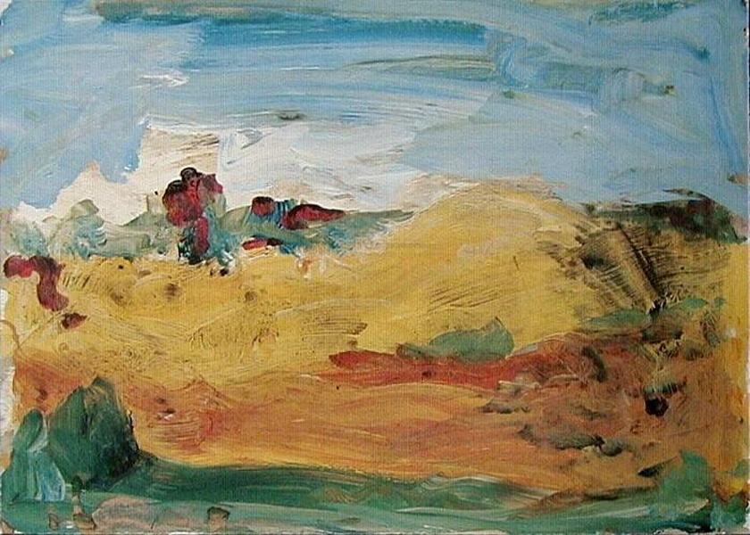 Armin Mueller-Stahl | Stürmische Küste