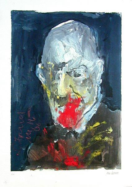 Armin Mueller-Stahl | Portrait Sigmund Freud