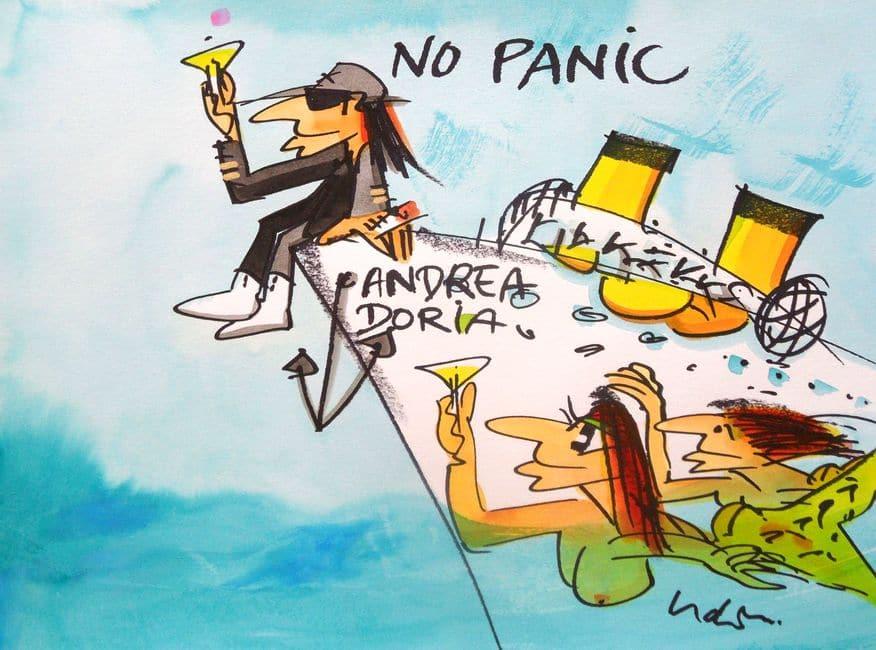 Udo Lindenberg | Andrea Doria - No Panic