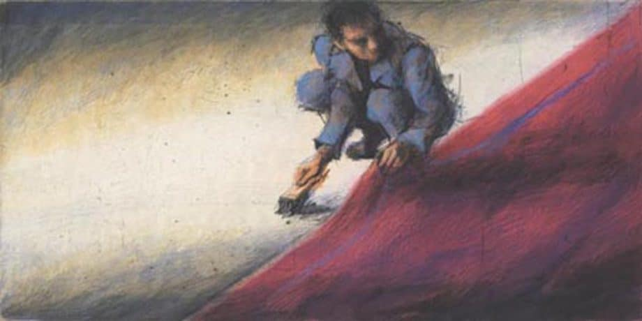 Peter Wever | Unter den Teppich kehren
