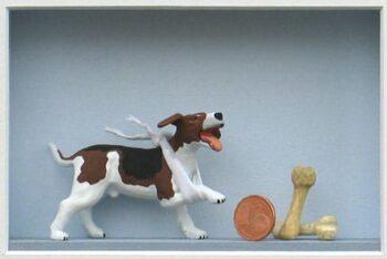 Volker Kühn Armer Hund
