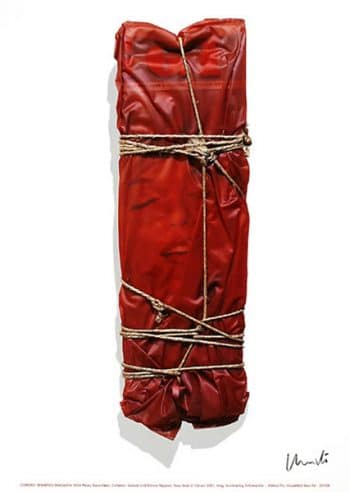Christo | Wrapped Magazine, handsigniert