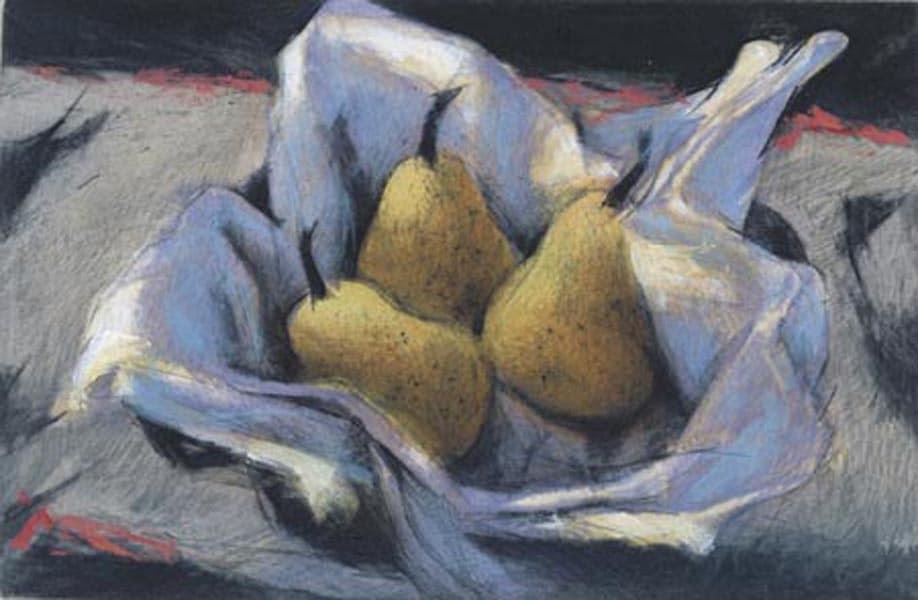 Peter Wever | Drei Birnen