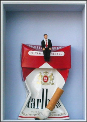 Volker Kühn: Nein danke, ich rauche nicht mehr