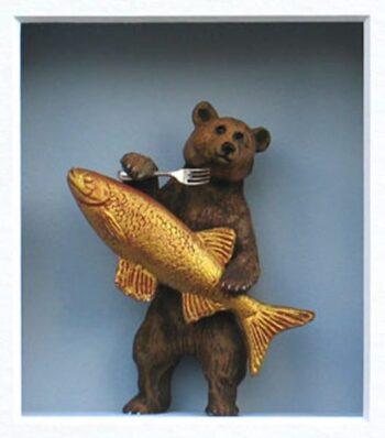 Volker Kühn | Bärenhunger