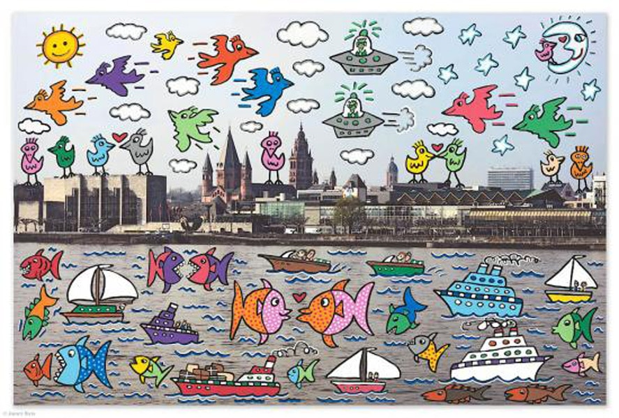 James Rizzi | Let's all meet in Mainz
