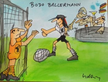 Udo Lindenberg | Bodo Ballermann