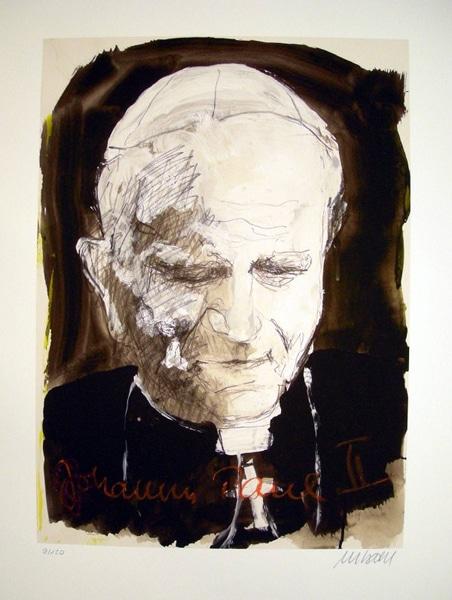 Armin Mueller-Stahl Johannes Paul II