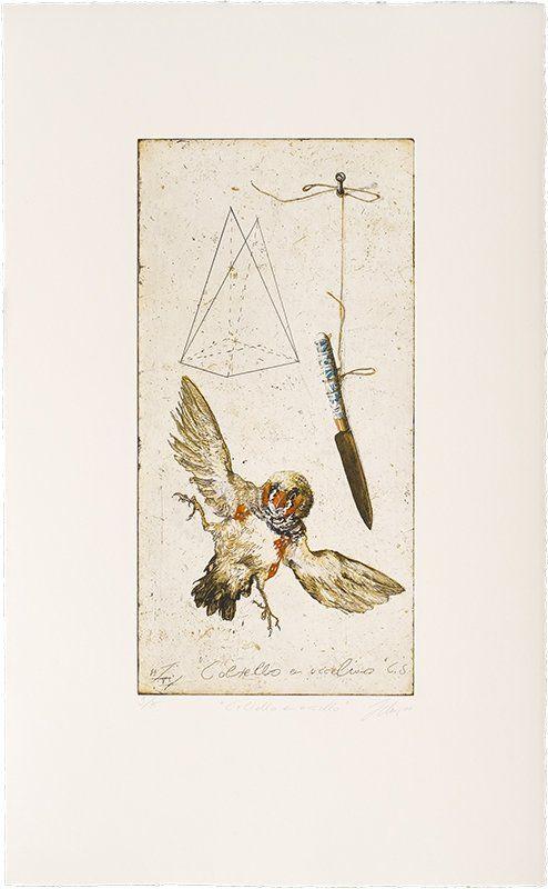 Wolfgang Zelmer | Coltello e uccello