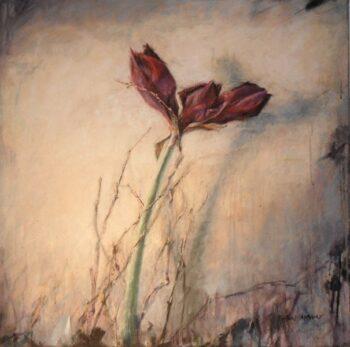 Peter Wever | Amaryllis (Gemälde)