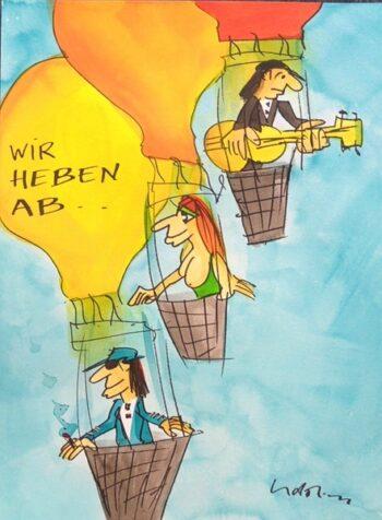 Udo Lindenberg | Wir heben ab