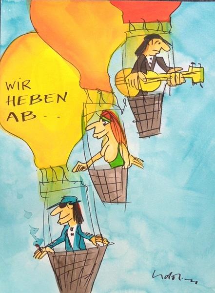 Udo Lindenberg   Wir heben ab