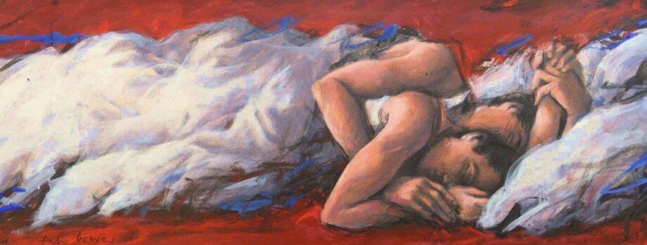 Peter Wever | Kissenland, rot