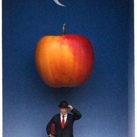 Volker Kühn Dies ist kein Magritte II