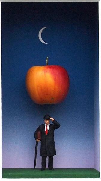 Volker Kühn | Dies ist kein Magritte II