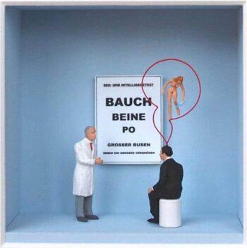 Volker Kühn Kommt ein Mann zum Arzt