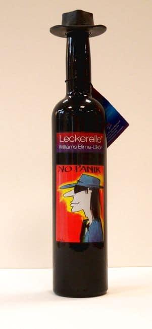 Udo Lindenberg   Leckerelle   No Panik: 0,5 Liter Williams-Birne-Likör
