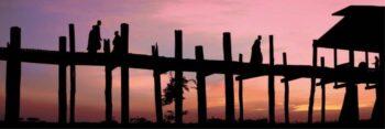 Eddi Böhnke | U Bein Bridge, Myanmar
