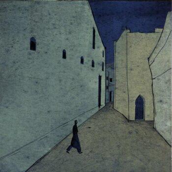 Antje Wichtrey | Tanger: Wege in der Nacht