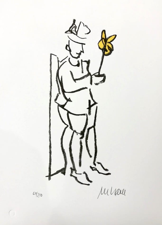Armin Mueller-Stahl | Kompliment (gelb)