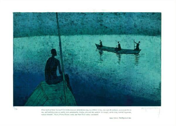 Antje Wichtrey | Albert Camus, Tagebücher - allein auch mit dem Horizont