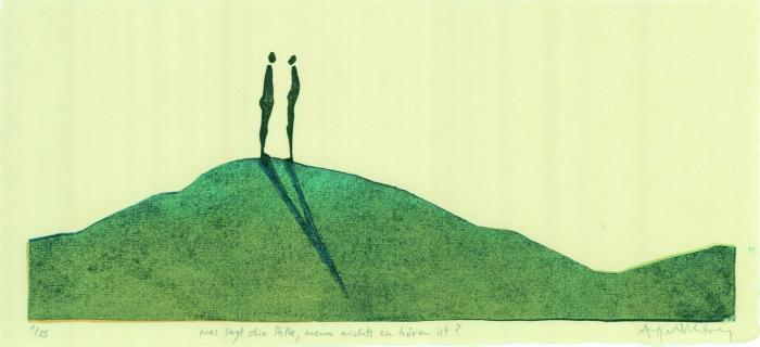 Antje Wichtrey | Albert Camus, Tagebücher - Was sagt die Stille