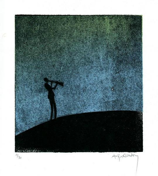 Antje Wichtrey | Kleiner Musikant - Farbvariante I