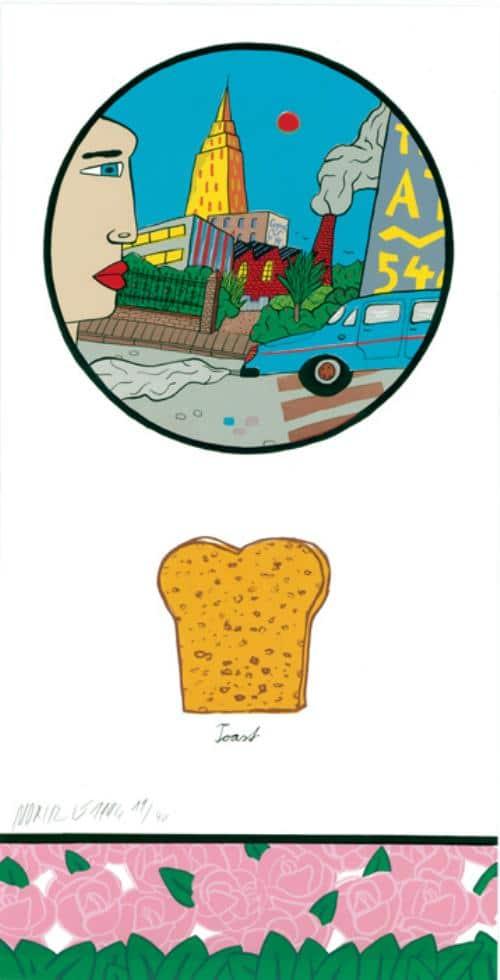 Moritz Götze | Toast