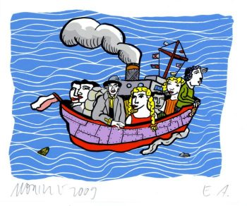 Moritz Götze | Literarische Seereise