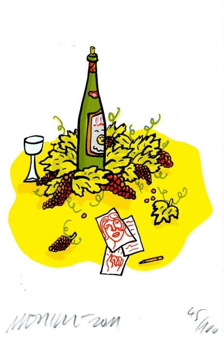Moritz Götze | Wein