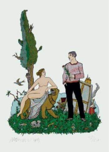 Moritz Götze | Vom Wesen des Künstlers