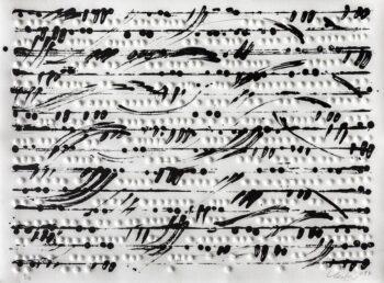 Günther Jecker | Optische Partitur II 2014