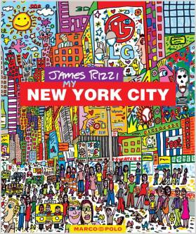 James Rizzi Reiseführer New York