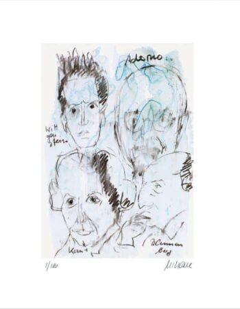 Armin Mueller-Stahl | Adorno, Wittgenstein, Kant, Blumenberg