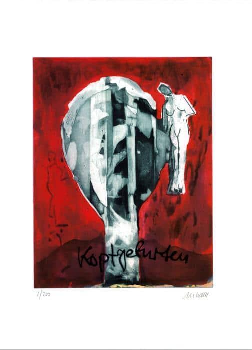 Armin Mueller-Stahl | Kopfgeburt 2