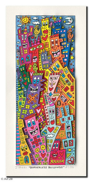 James Rizzi | Borderless Buildings