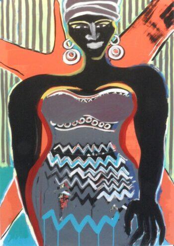 Elvira Bach | ohne Titel 2015 (3)