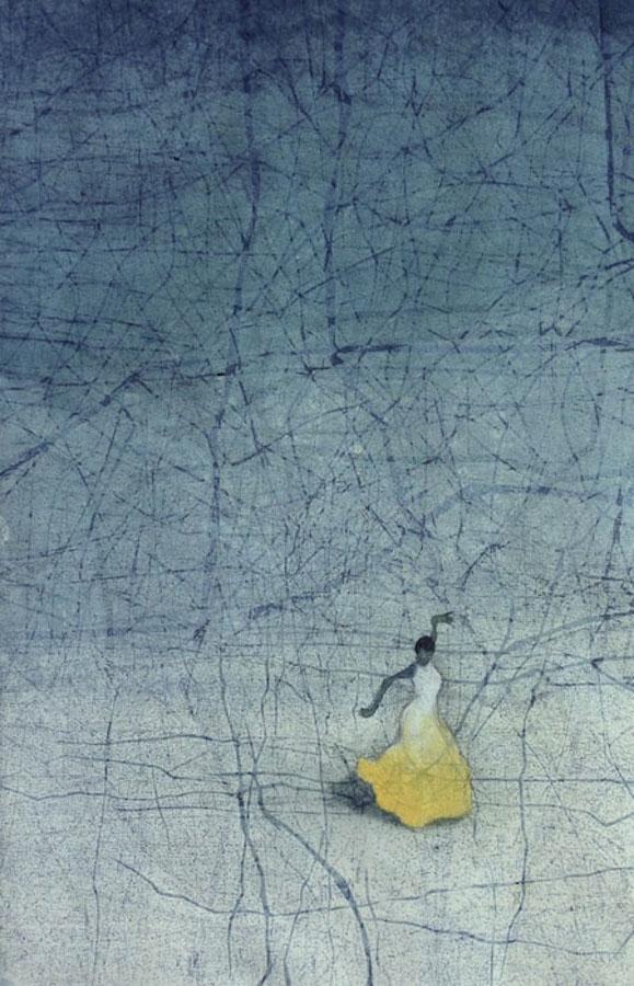 Antje Wichtrey | Flamenco (gelb)